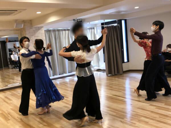 フリーダンス社交ダンス